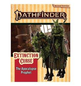 Paizo Pathfinder 2E Adventure Path: Extinction Curse 6 - The Apocalypse Prophet