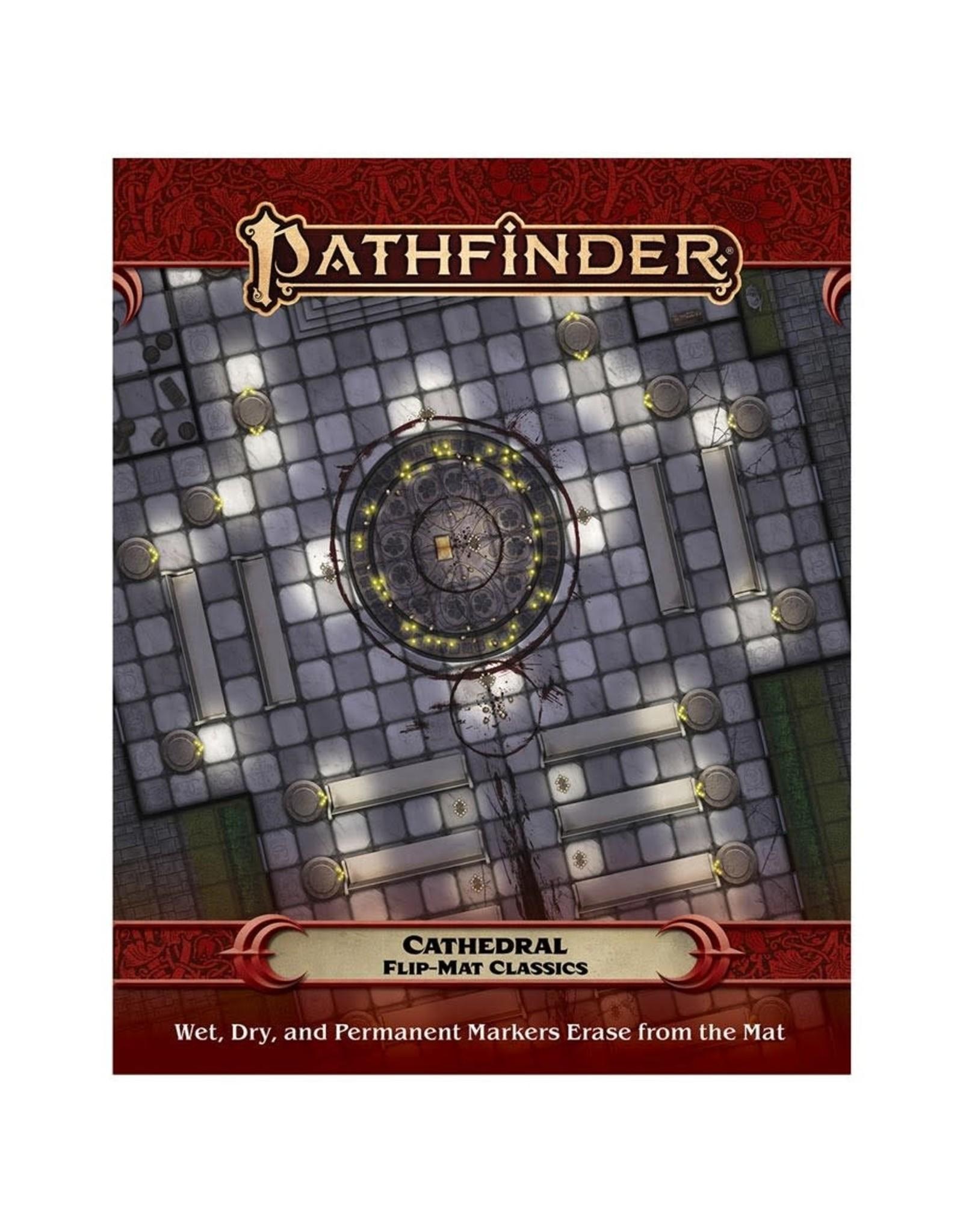 Paizo Pathfinder RPG: Flip-Mat Classics - Cathedral