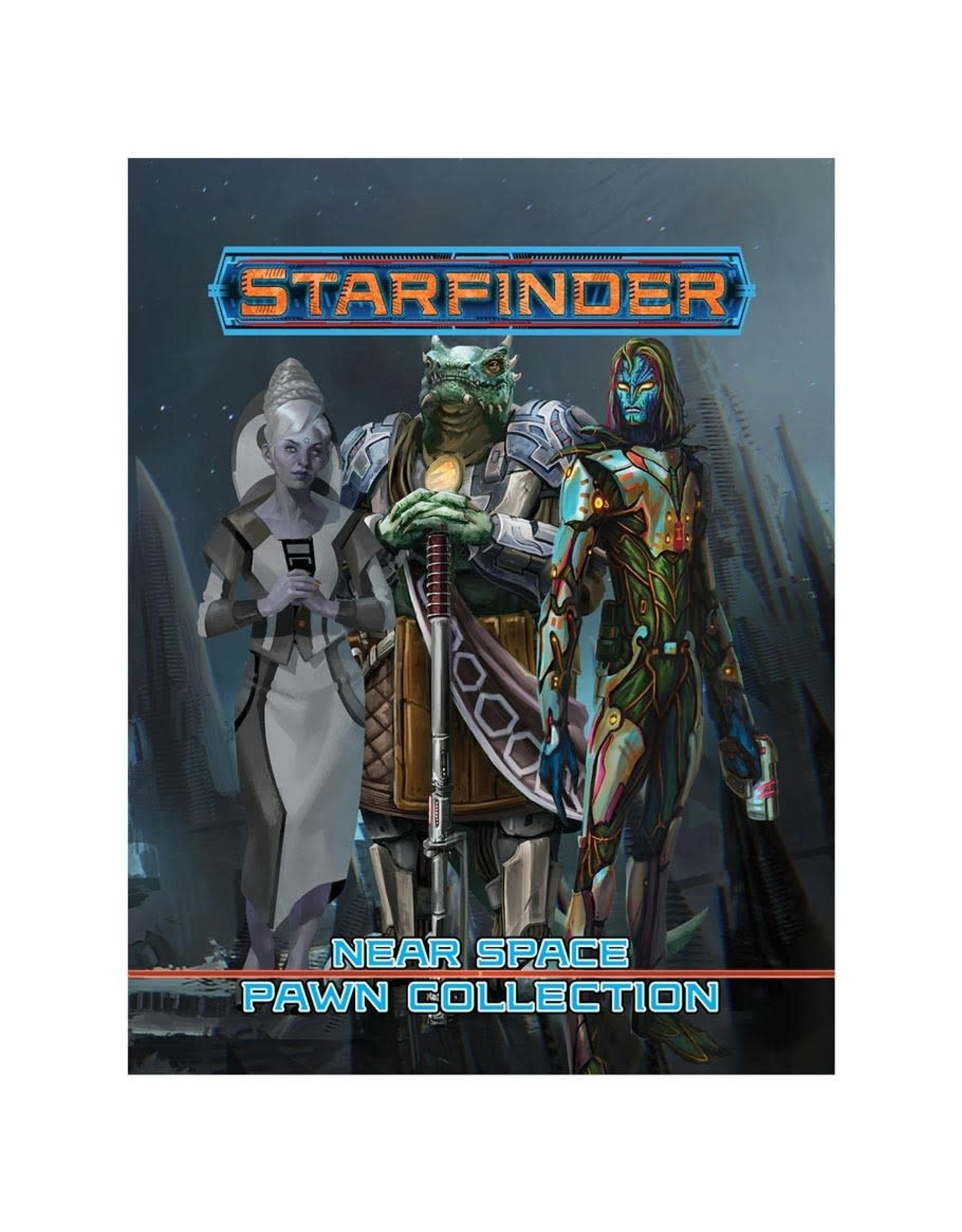 Pathfinder Starfinder Pawns: Near Space Pawn Collection