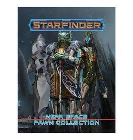 Paizo Starfinder Pawns: Near Space Pawn Collection