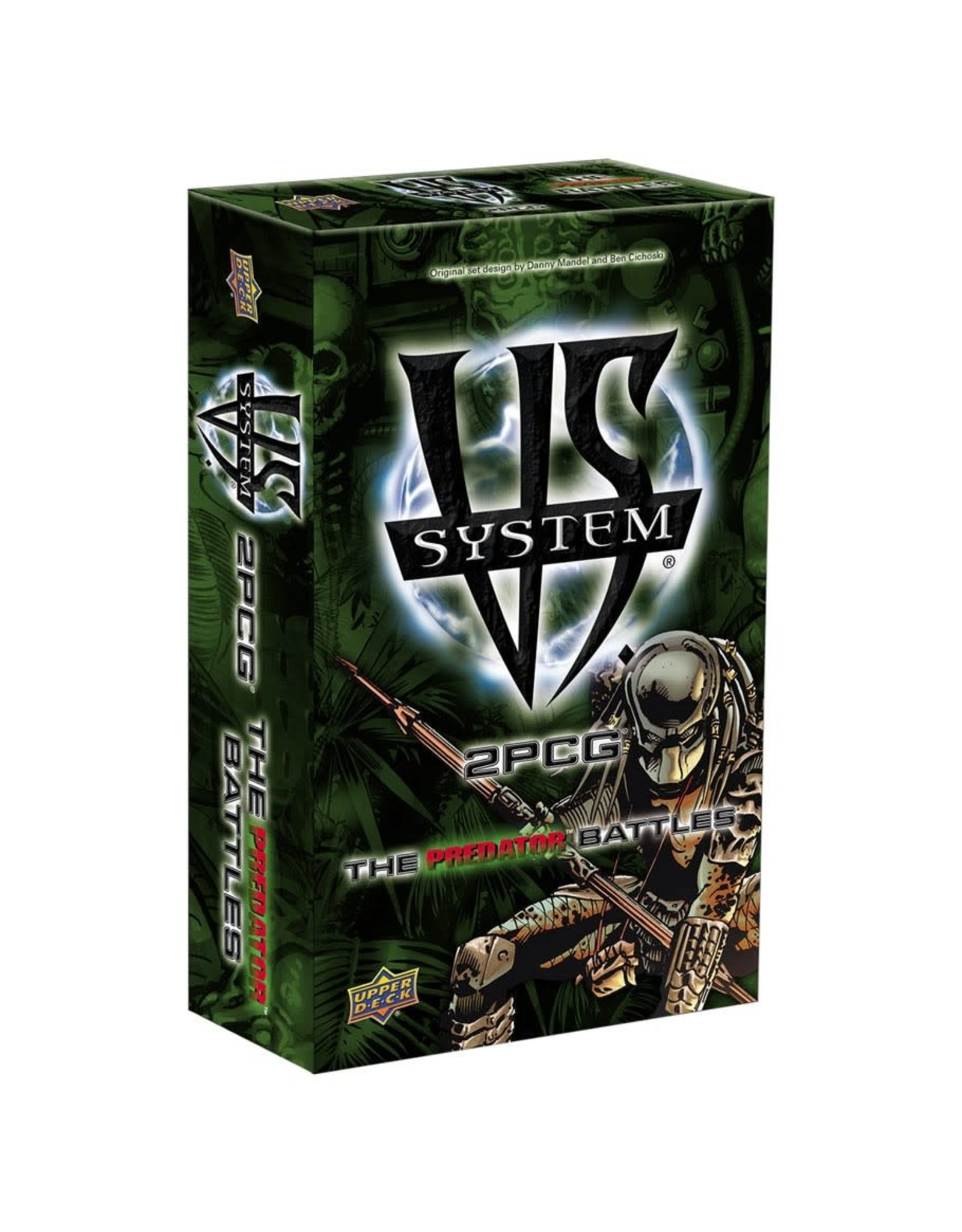 Upper Deck VS System 2PCG: The Predator Battles