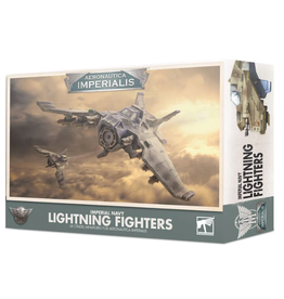 Games Workshop Aeronautica Imperialis : Navy Lightning Fighter
