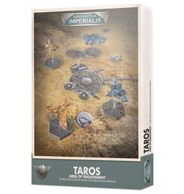 Games Workshop Aeronautica Imperialis : Taros Area of Engagement Board