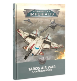 Games Workshop Aeronautica Imperialis :  Taros Air War Campaign Book