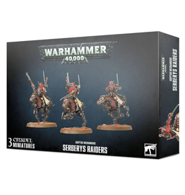 Games Workshop Adeptus Mechanicus Serberys Raiders