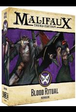 Malifaux: Neverborn Blood Ritual