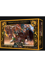 Cool Mini or Not A Song of Ice & Fire Tabletop Miniatures Game: Baratheon Heroes #2