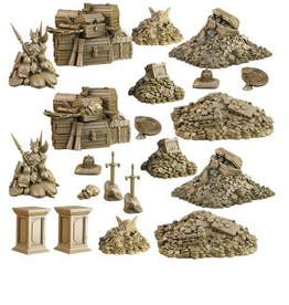 Mantic Games Terrain Crate Treasury