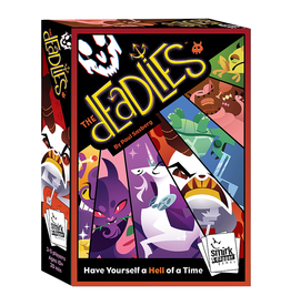 Smirk & Dagger Games The Deadlies