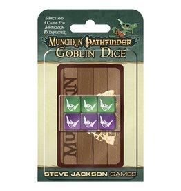Steve Jackson Games Munchkin Pathfinder: Goblin Dice