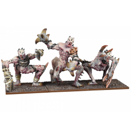 Mantic Games Kings of War: Abyssal Dwarf Grotesques Regiment