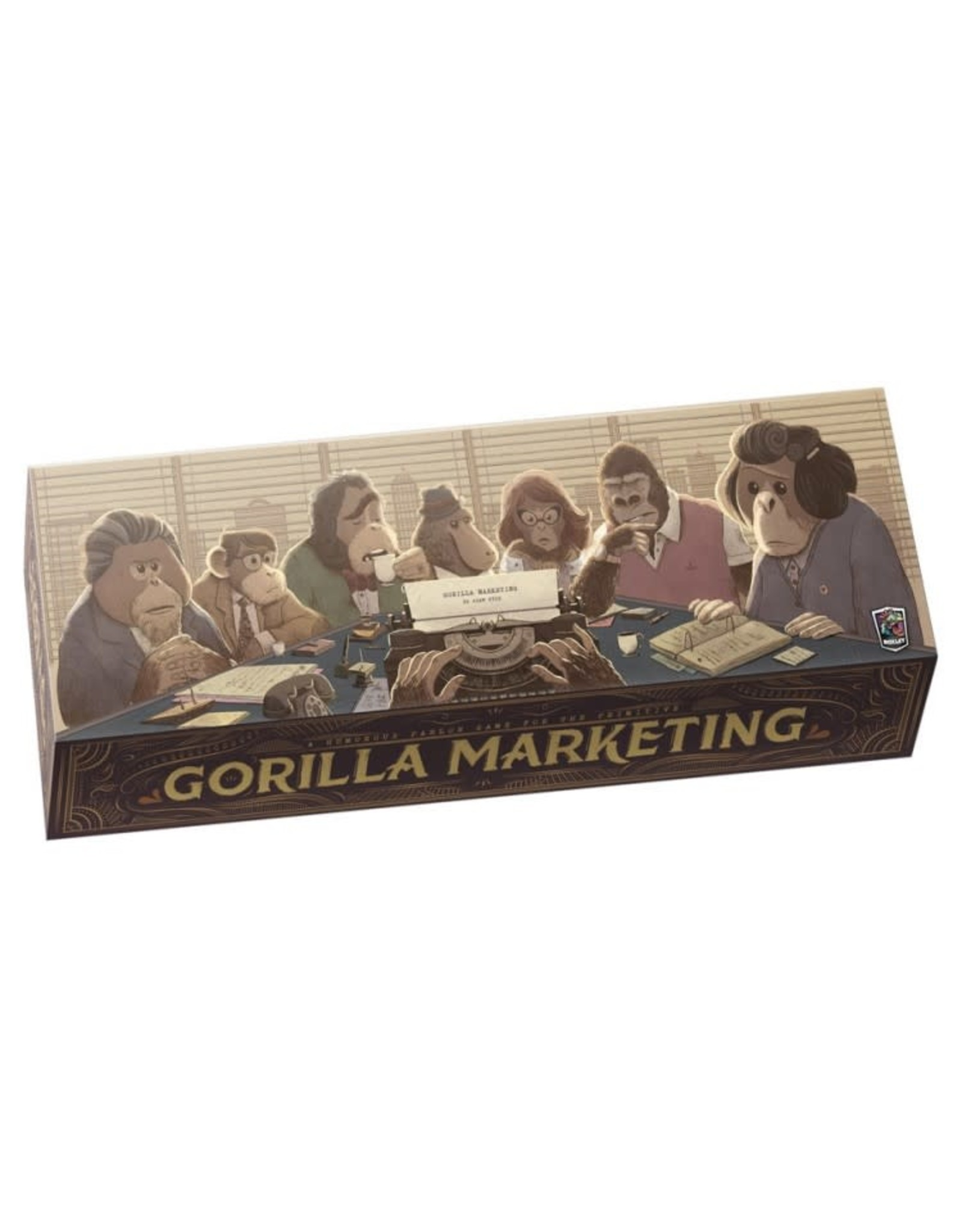 Roxley Games Gorilla Marketing