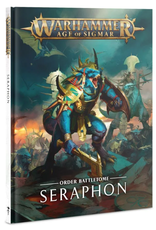 Games Workshop BATTLETOME: SERAPHON (HB) (ENGLISH)