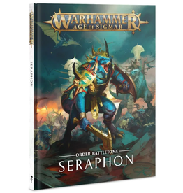 Games Workshop BATTLETOME: SERAPHON (HB) (ENGLISH)