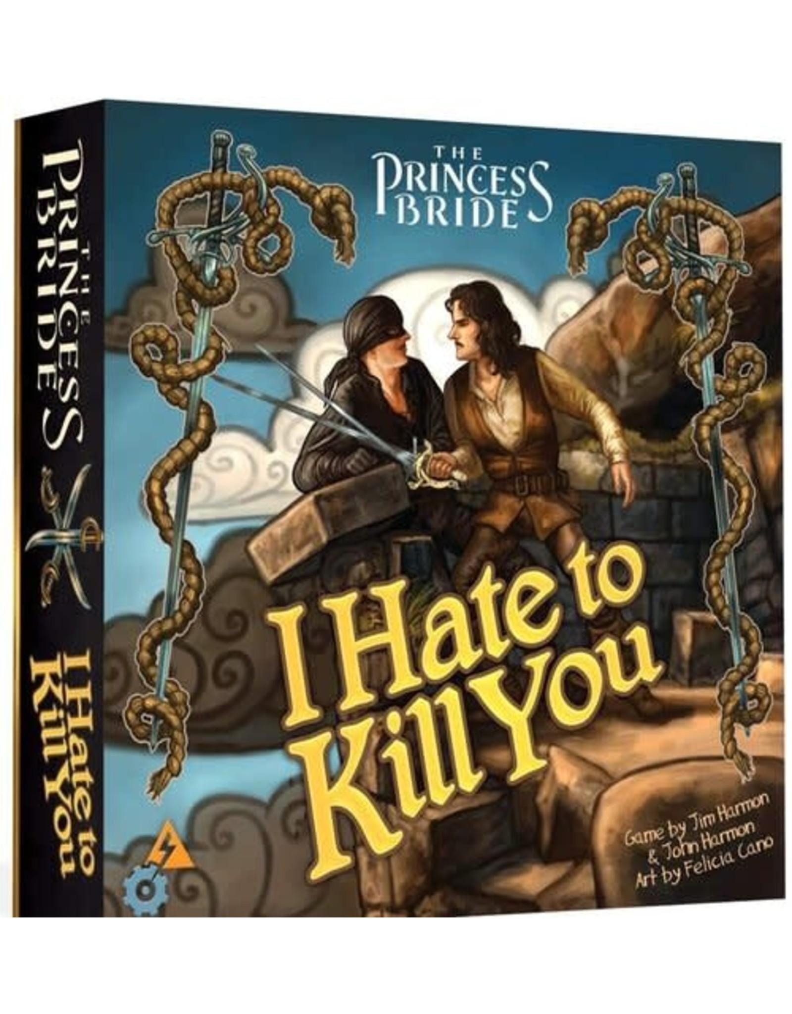 Sparkworks Princess Bride: I Hate to Kill You