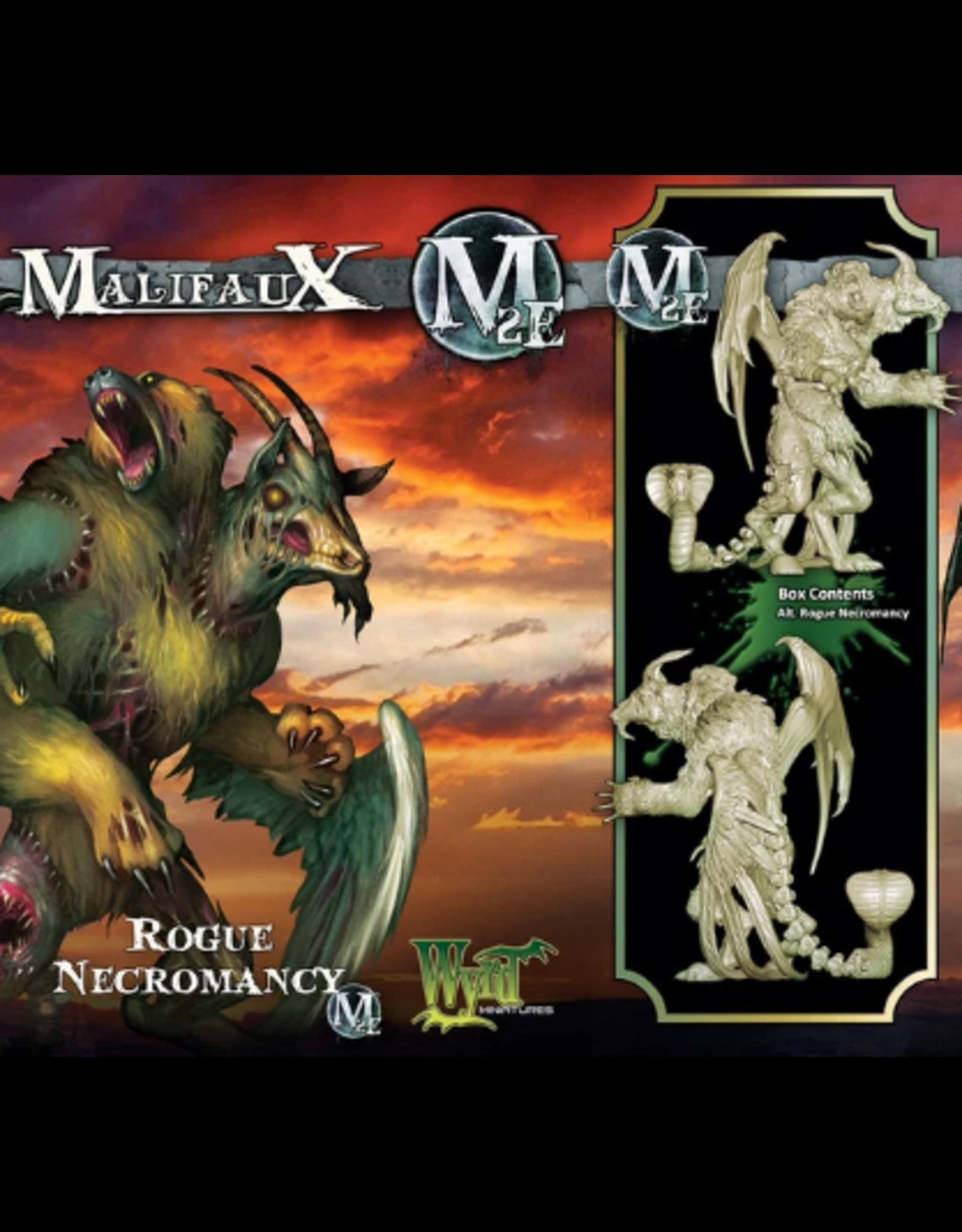 Wyrd Miniatures Malifaux Alt Rogue Necromancy