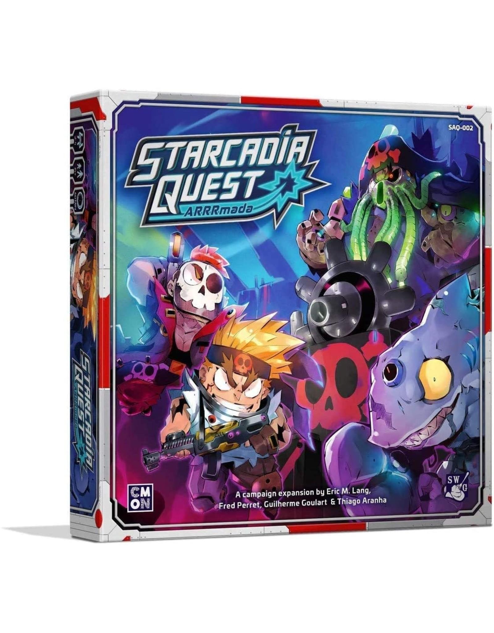 Cool Mini or Not Starcadia Quest: ARRRmada Expansion