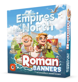 Portal Games Imperial Settlers: Empires of the North - Roman Banners