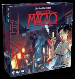 Ankama Board Games Shadows of Macao