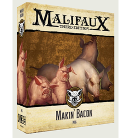 Wyrd Miniatures Bayou: Makin' Bacon