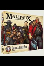 Wyrd Miniatures Malifaux: Guild Dashel Core Box