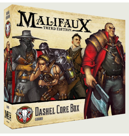 Wyrd Miniatures Guild: Dashel Core Box
