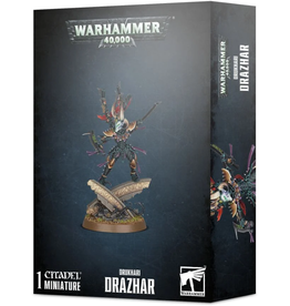 Games Workshop Warhammer 40K: Drazhar, Master of Blades