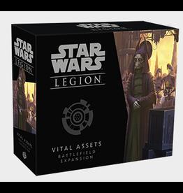 Fantasy Flight Games Star Wars: Legion - Vital Assets Battlefield Expansion