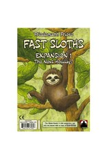 Stronghold Games Fast Sloths: Expansion 1 - The Next Holiday
