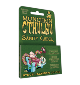 Steve Jackson Games Munchkin Cthulhu: Sanity Check