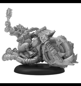 Privateer Press Riot Quest Helga on Wheels