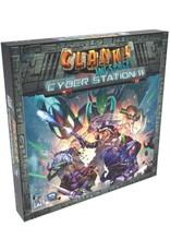 Renegade Clank! In! Space! Cyber Station 11