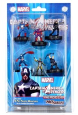 Wizkids Marvel HeroClix: Captain America and the Avengers Fast Forces