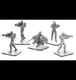 Privateer Press Monsterpocalypse C-Type Shinobi Shadow Rider Shadow Sun