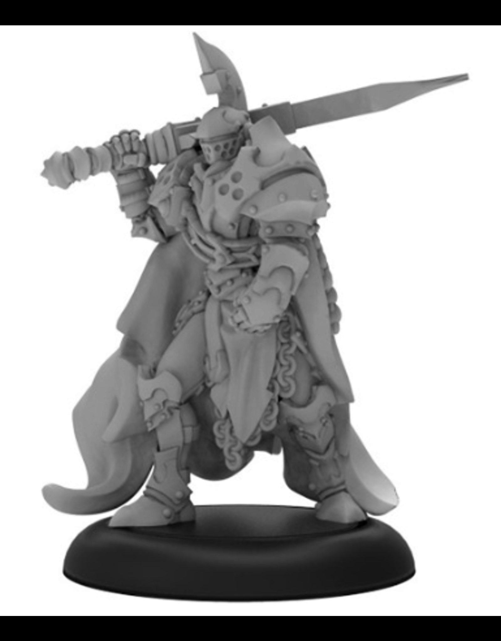 Privateer Press Warmachine: Infernals Alain Runewood, Lord of Ash