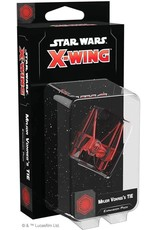 Fantasy Flight Games Star Wars X-Wing: 2nd Edition - Major Vonreg's TIE