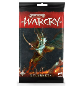 Games Workshop Warcry:  Sylvaneth Card Pack