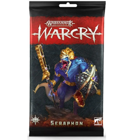 Games Workshop Warcry: Seraphon Card Pack