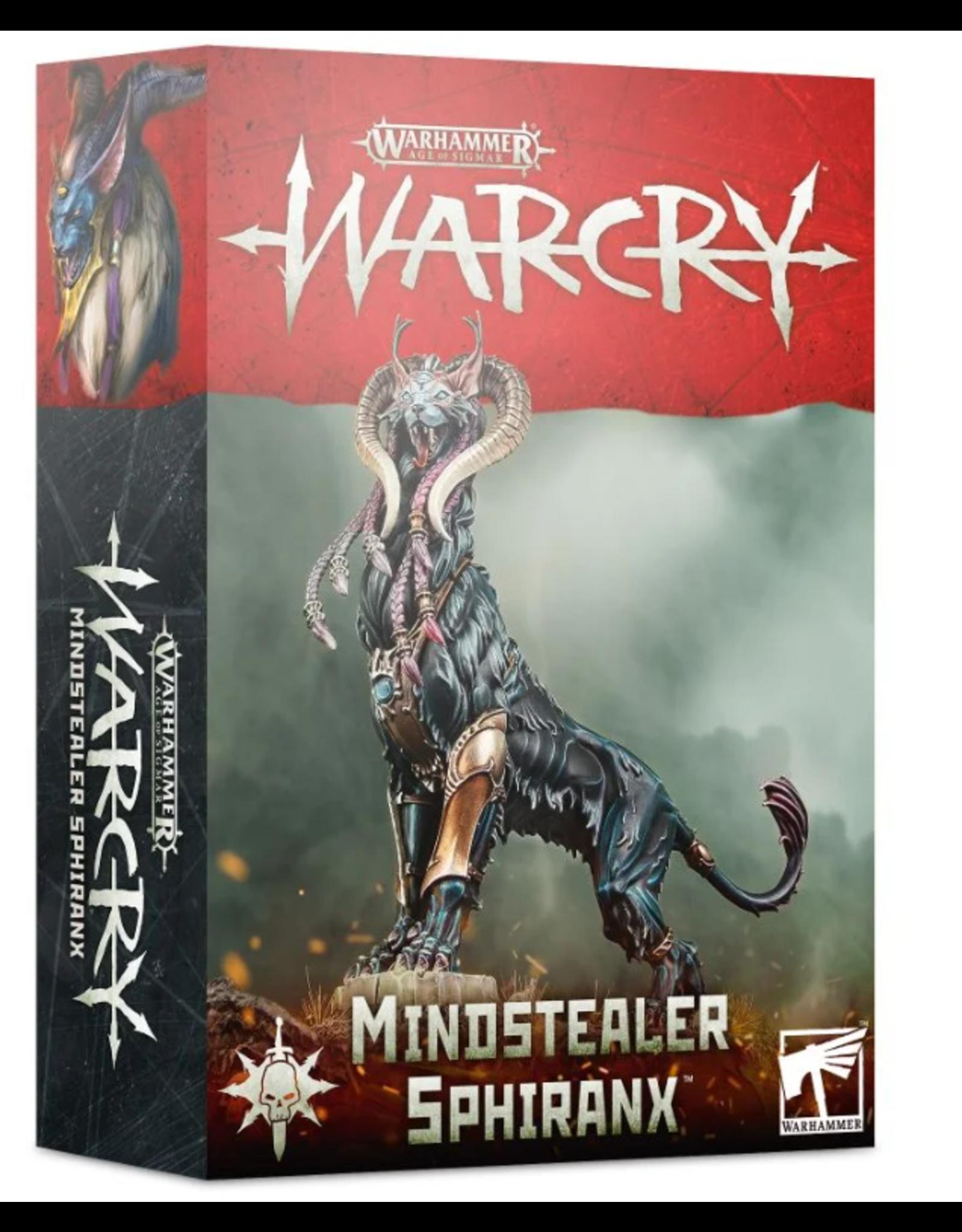 Games Workshop WARCRY: MINDSTEALER SPHIRANX