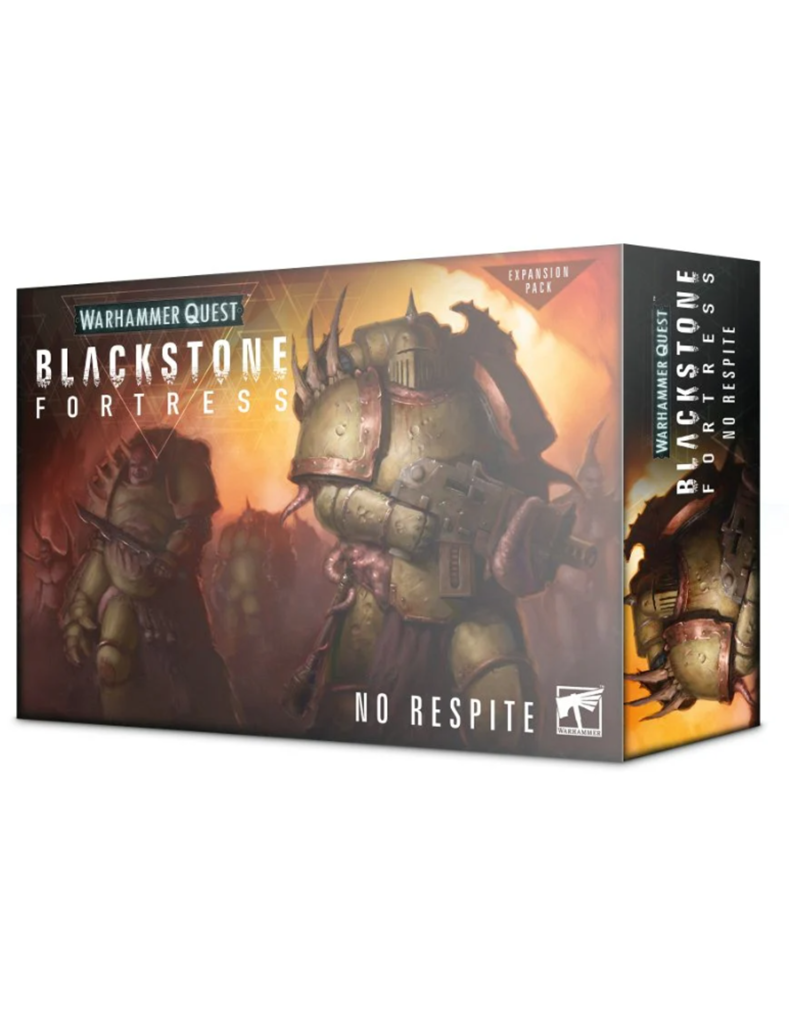 Games Workshop BLACKSTONE FORTRESS: NO RESPITE