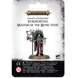 Games Workshop Warhammer Age of Sigmar: Vokmortian, Master of the Bone-Tithe
