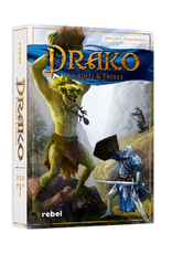 Asmodee Drako: Knights and Trolls