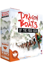 Asmodee Dragon Boats of the Four Seas