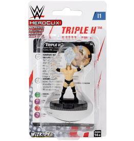 Wizkids WWE HeroClix: Triple H Expansion Pack