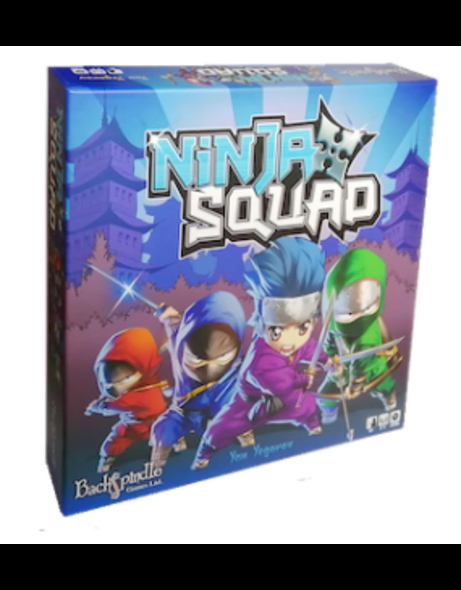 Asmodee Ninja Squad