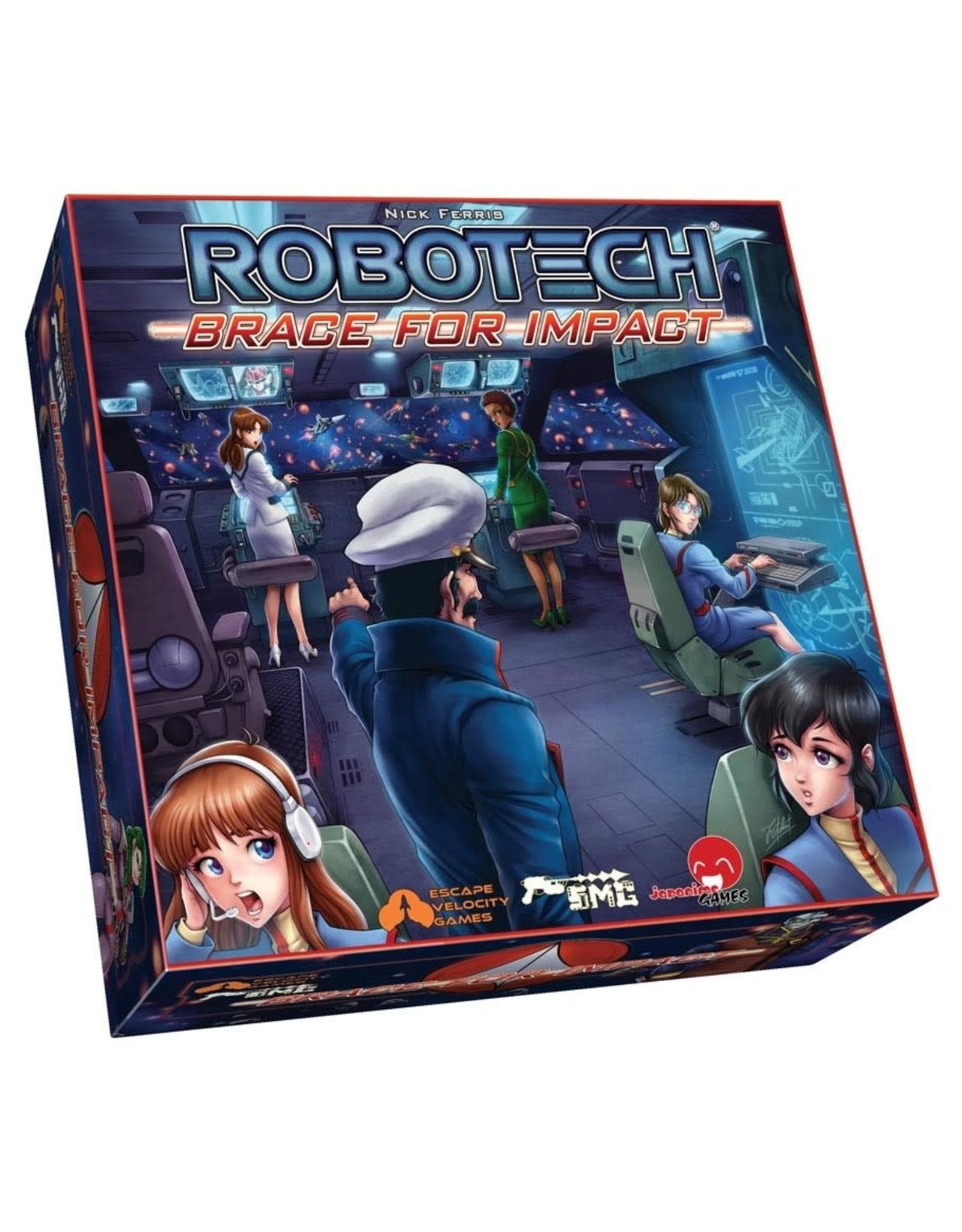 Japanime Games Robotech: Brace For Impact