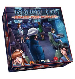 Japanime Games Robotech: Brace For Impact