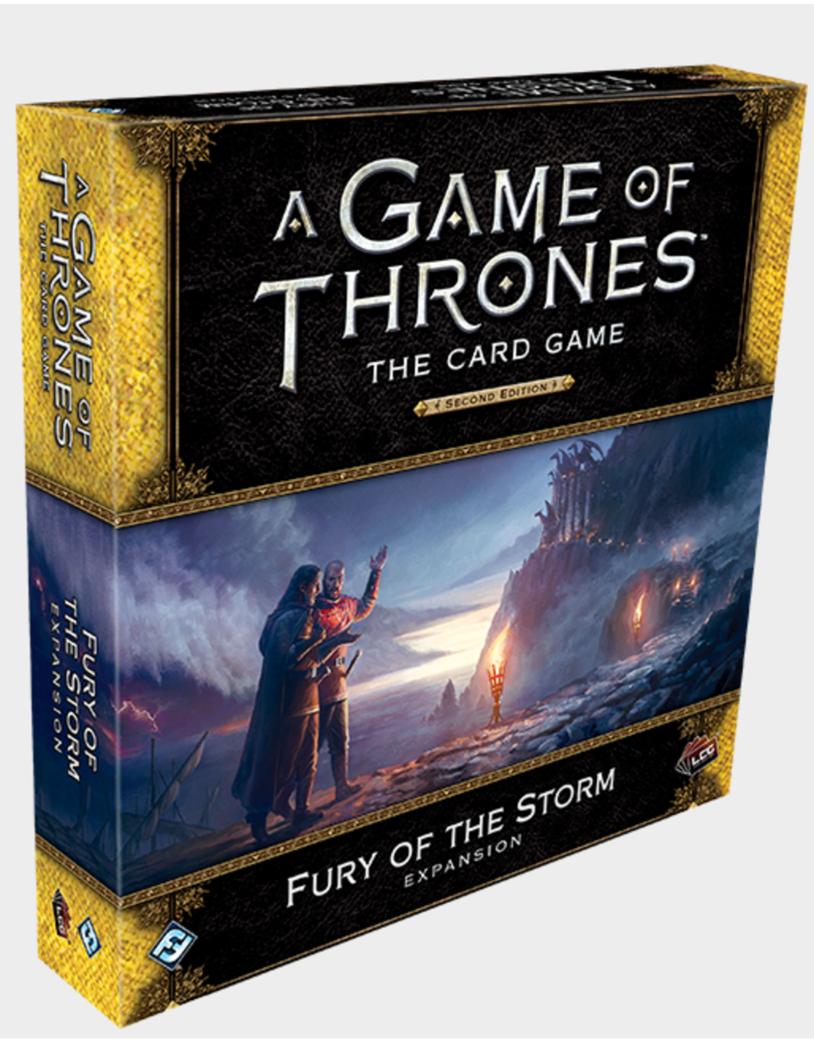 Fantasy Flight Games A Game of Thrones: LCG 2nd Edition - Fury of the Storm