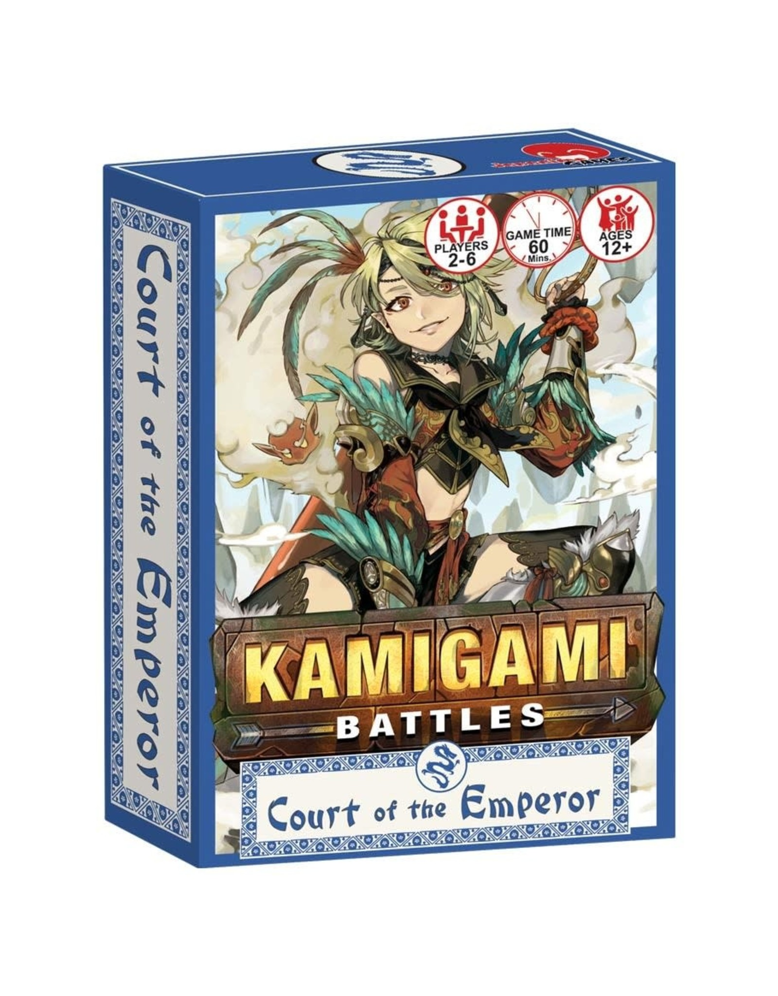 Japanime Games Kamigami Battles: Court of the Emperor