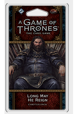 Fantasy Flight Games A Game of Thrones: LCG 2nd Edition - Long May He Reign